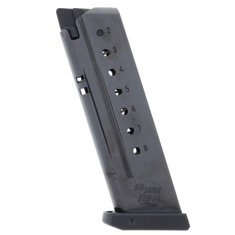 Sig-Sauer Sig Sauer P220 10mm Magazines For Sale.