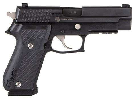 Sig-Sauer Sig Sauer P220 Compact 45 Acp Review.