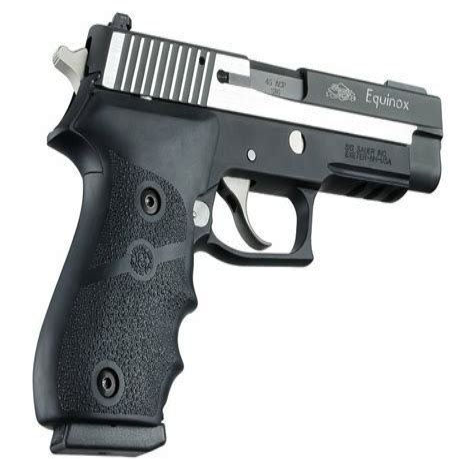 Sig-Sauer Sig Sauer P220 Compact Rubber Grips.