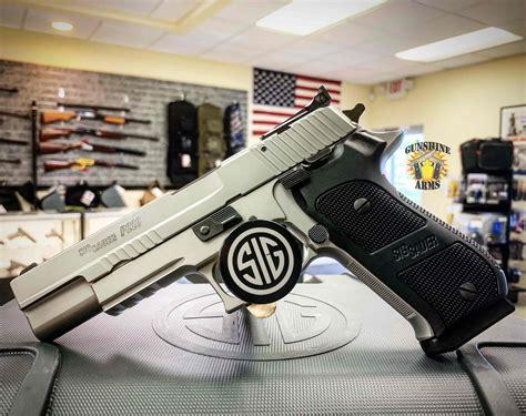 Sig Sauer P220 Match Elite