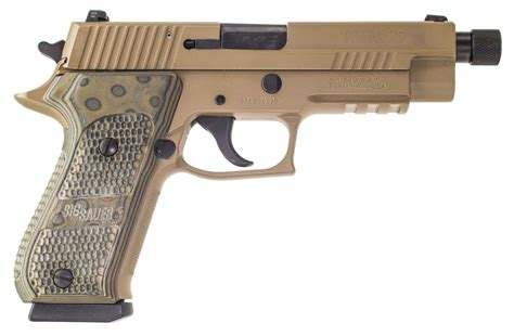 Sig-Sauer Sig Sauer P220 Scorpion Elite Threaded Barrel.