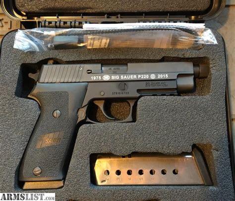 Sig-Sauer Sig Sauer P220 Special Edition.