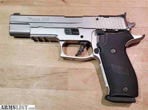 Sig-Sauer Sig Sauer P220 Stainless Match Elite.