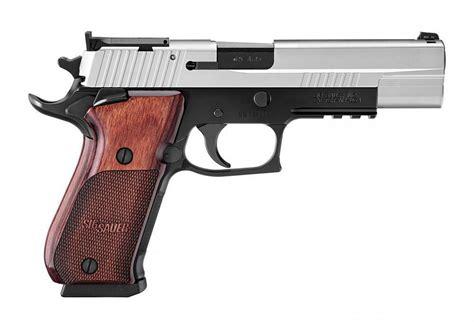 Sig-Sauer Sig Sauer P220 Super Match Accuracy.