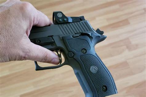 Sig-Sauer Sig Sauer P220 Trigger Adjustment.