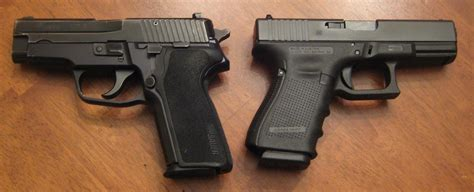 Sig-Sauer Sig Sauer P220 Vs Glock 19.