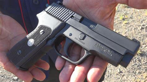 Sig Sauer P225 A1 Vs Glock 43
