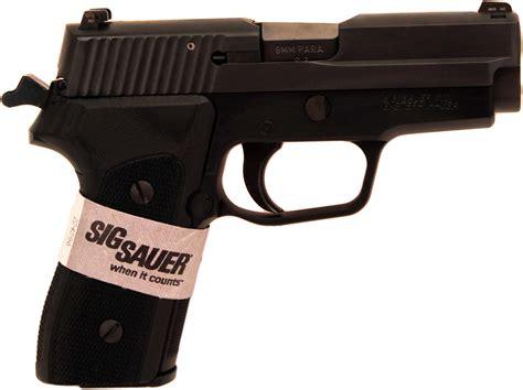 Sig Sauer P225 Sights