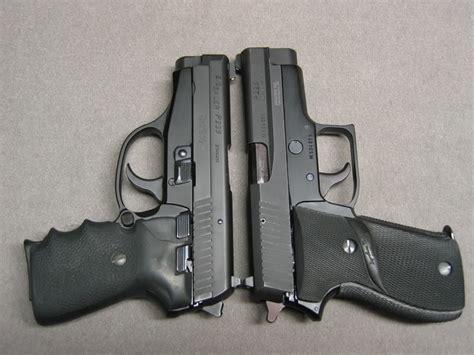 Sig Sauer P225 Vs P239