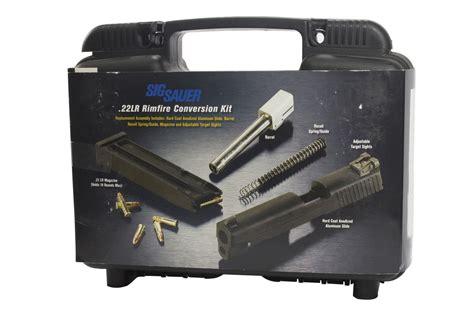 Sig Sauer P226 22lr Conversion Kit Problems