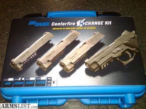 Sig Sauer P226 40 Cal Conversion Kit