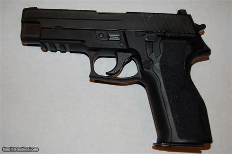 Sig Sauer P226 9mm Parabellum