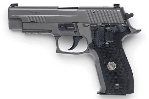 Sig-Sauer Sig Sauer P226 9mm Pistol Review.