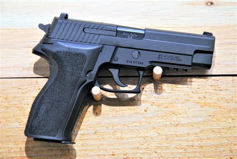 Sig-Sauer Sig Sauer P226 9mm Safety.