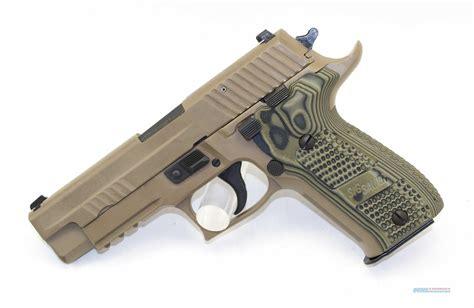 Sig-Sauer Sig Sauer P226 9mm Scorpion For Sale.