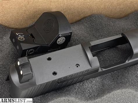 Sig Sauer P226 9mm Slide Assembly Slide-226-9-b-rx