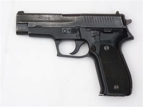 Sig-Sauer Sig Sauer P226 9mm West Germany.