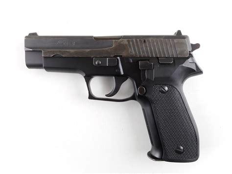 Sig Sauer P226 Base Model
