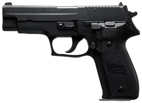 Sig Sauer P226 Black Stainless Review