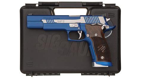 Sig Sauer P226 Blue Case
