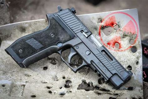 Sig Sauer P226 By Salient Arms