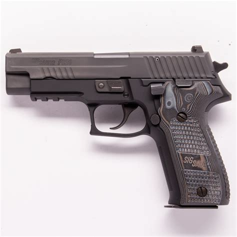 Sig Sauer P226 Ca For Sale