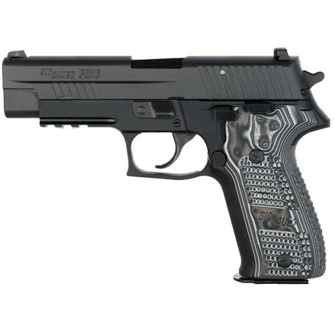 Sig-Sauer Sig Sauer P226 California.