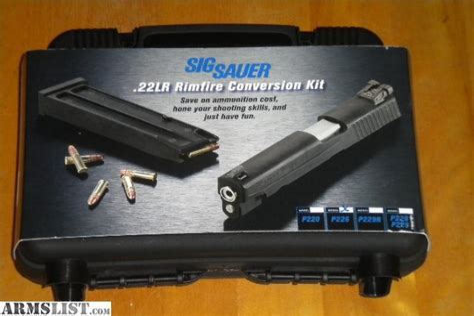 Sig Sauer P226 Classic 22 Conversion Kit