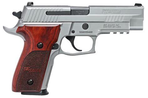 Sig Sauer P226 Elite 40 Review