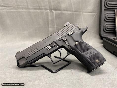 Sig Sauer P226 Elite Dark Canada