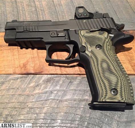 Sig Sauer P226 Elite Sao Rx