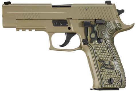 Sig Sauer P226 Elite Scorpion 9mm Review