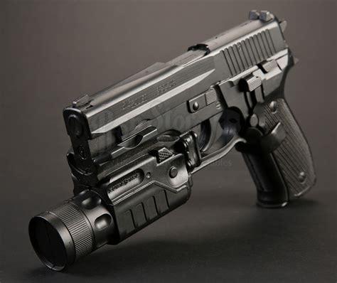 Sig Sauer P226 Flashlight