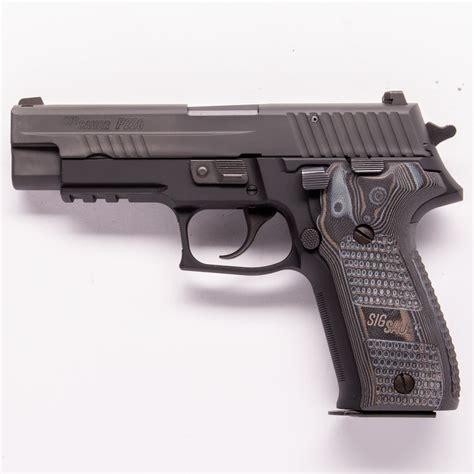 Sig-Sauer Sig Sauer P226 Handgun For Sale.
