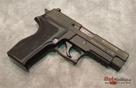 Sig Sauer P226 Homeland Security Edition