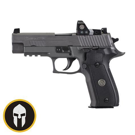 Sig Sauer P226 Legion Reliability