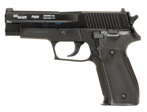 Sig Sauer P226 Metal Slide Baxs System