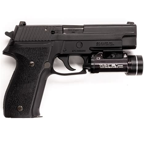 Sig-Sauer Sig Sauer P226 Mk25 Advantages.