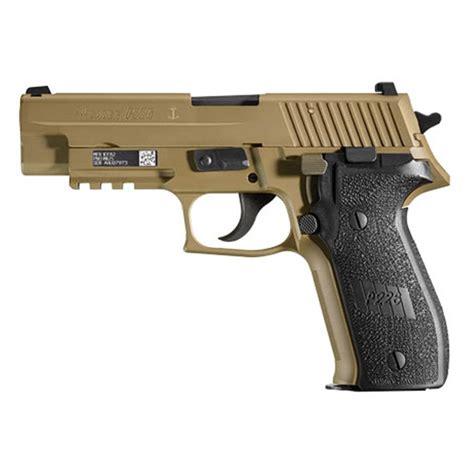 Sig Sauer P226 Mk25 Desert Handgun