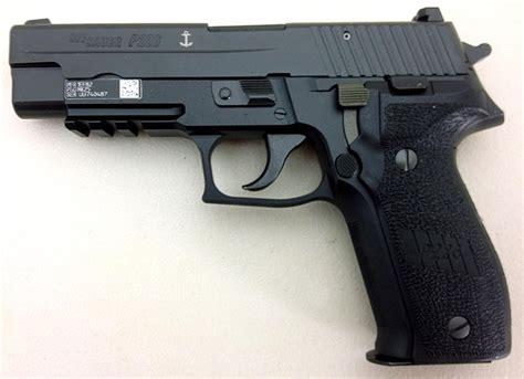 Sig Sauer P226 Mk25 Navy Seal Edition