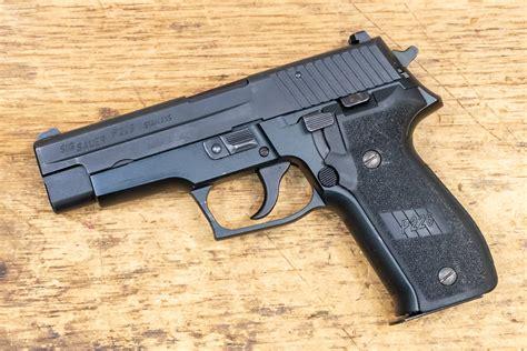 Sig Sauer P226 Mk25 Police Trade In Guns