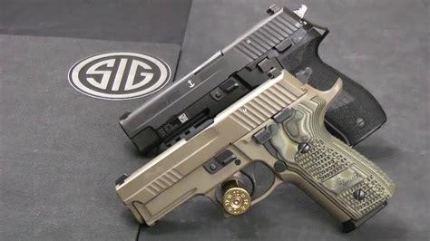 Sig Sauer P226 Navy Vs P229