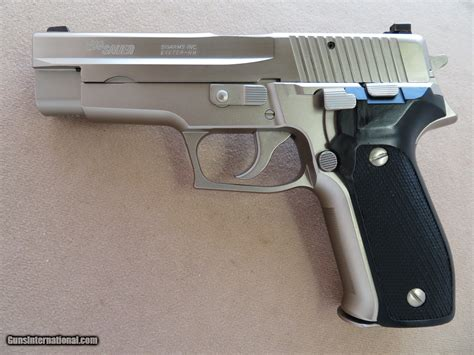 Sig Sauer P226 Nickel 9mm