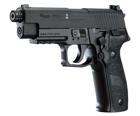 Sig Sauer P226 Pellet 177 Co2 Pistol