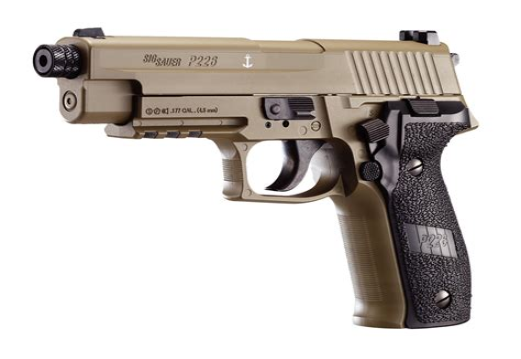 Sig Sauer P226 Pellet Gun Disassembly