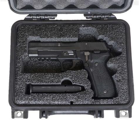 Sig Sauer P226 Pistol Case