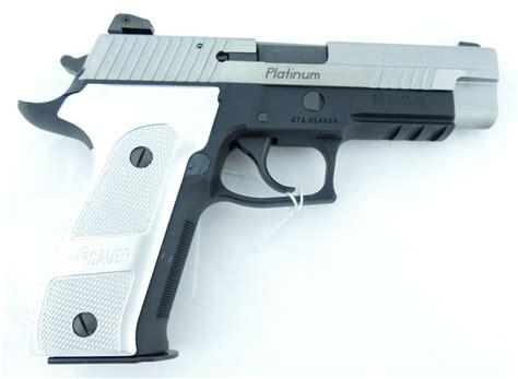 Sig Sauer P226 Platinum Elite 9mm