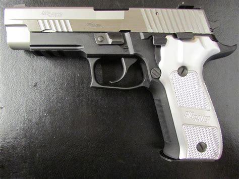 Sig Sauer P226 Platinum Elite 9mm For Sale