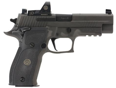 Sig Sauer P226 Sao 9mm Legion Review