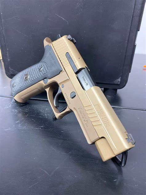 Sig-Sauer Sig Sauer P226 Scorpion For Sale Canada.
